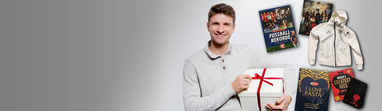 Müllers Überraschung