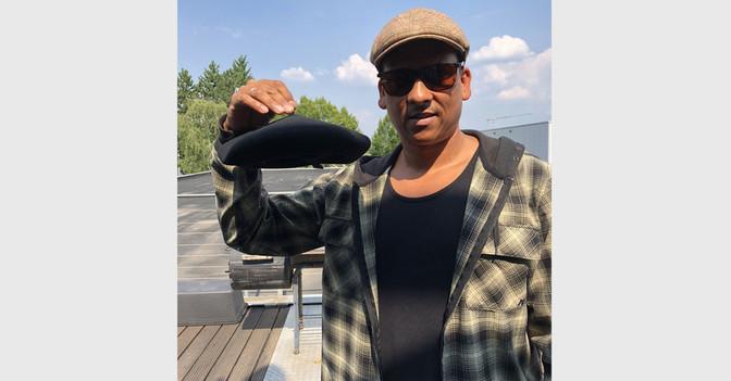 Mütze Xavier Naidoo