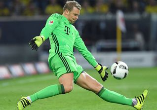 Neuers Bundesliga Shoes