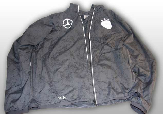Neuers Trainingsjacke