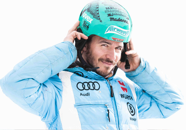 Neureuther Weltcup-Helm