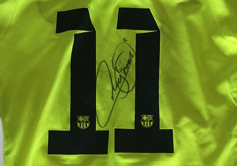 Neymars CL-Trikot