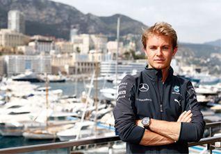 Nico Rosberg Jacke