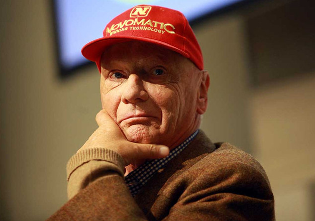 Niki Lauda Cap signiert