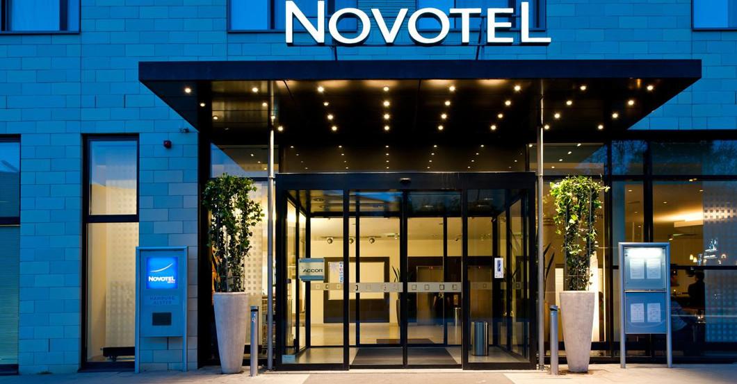 Novotel Übernachtung