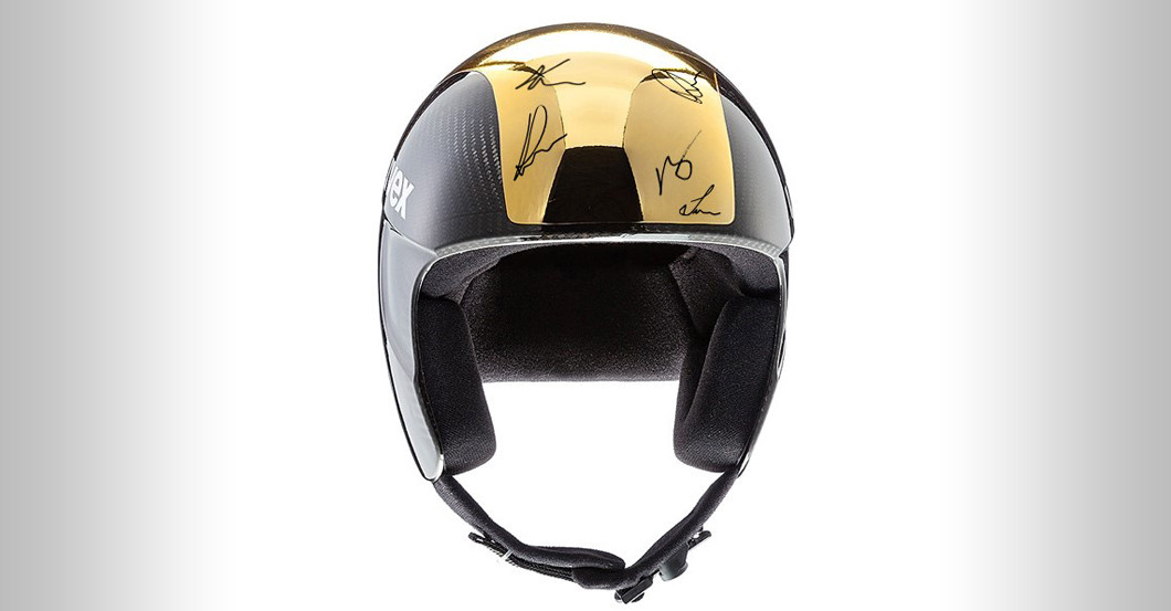Olympia Helm gold