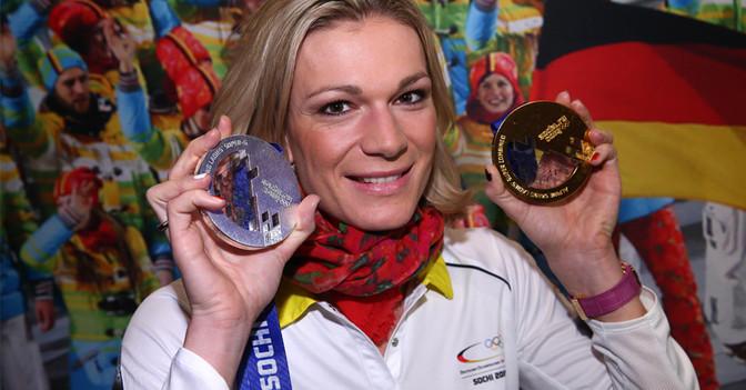 Olympia Shirt Höfl Riesch