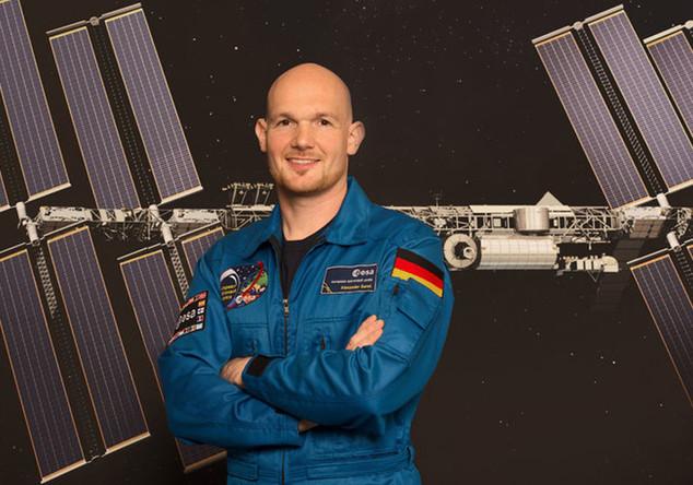 Overall Alexander Gerst
