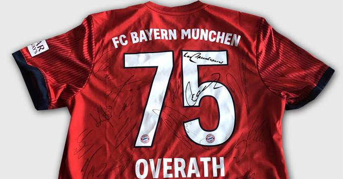 Overath Bayern Trikot
