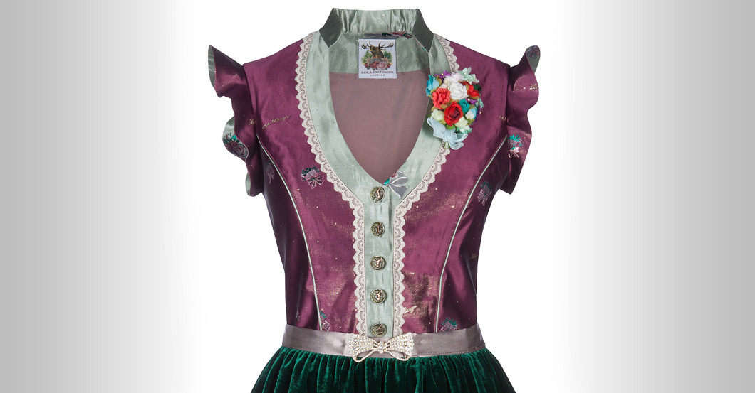Couture Dirndl Paltinger