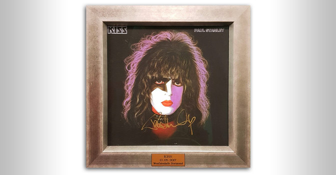 Paul Stanley LP