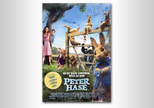Peter Hase Filmplakat