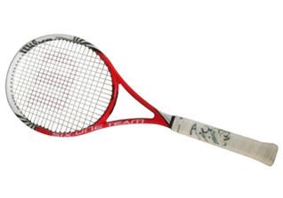Petkovics Tennisschläger