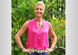 Pinke Tunika aus Show 11