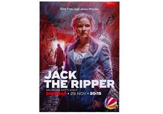Plakat Jack the Ripper