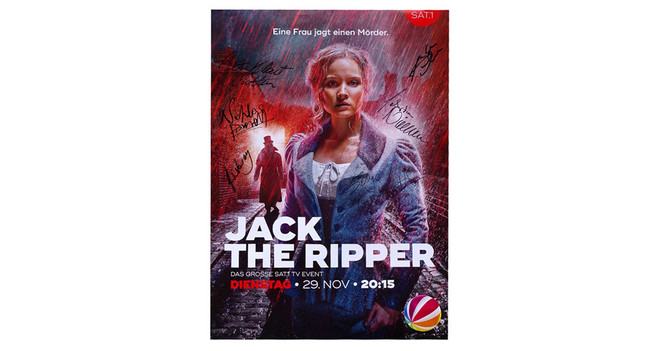 Plakat Jack the Ripper
