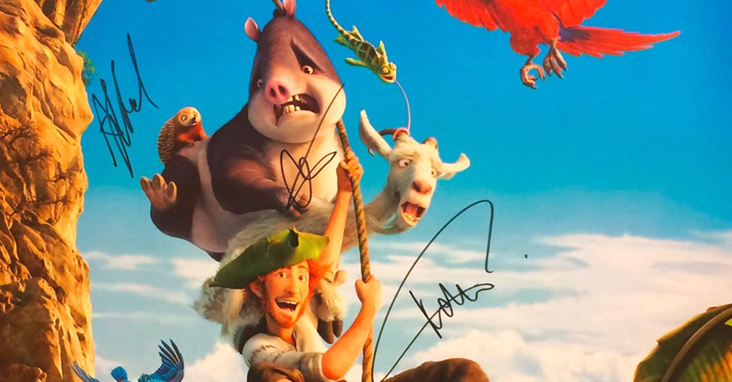Plakat Robinson Crusoe