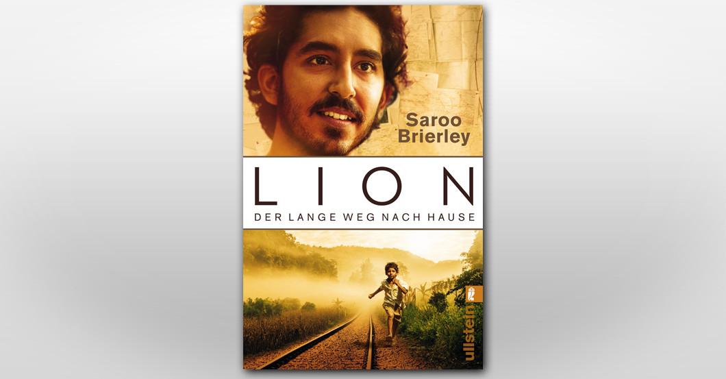 Plakat und Buch LION 2