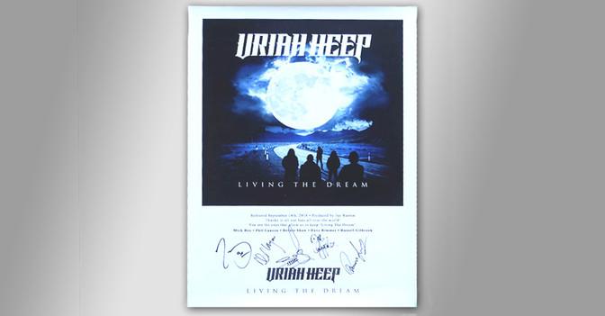 Plakat Uriah Heep
