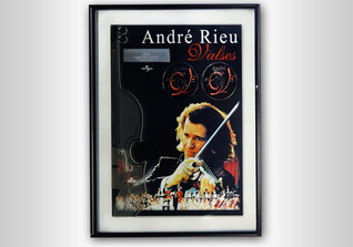 Platinum Award Rieu