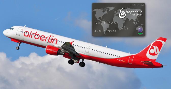 Platinum Card airberlin
