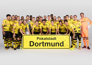Road Sign BVB signed