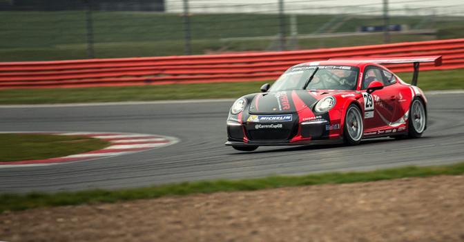 Porsche Carrera Cup VIP