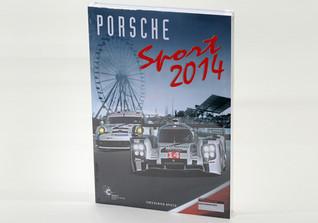 Porsche Jahrbuch 2014