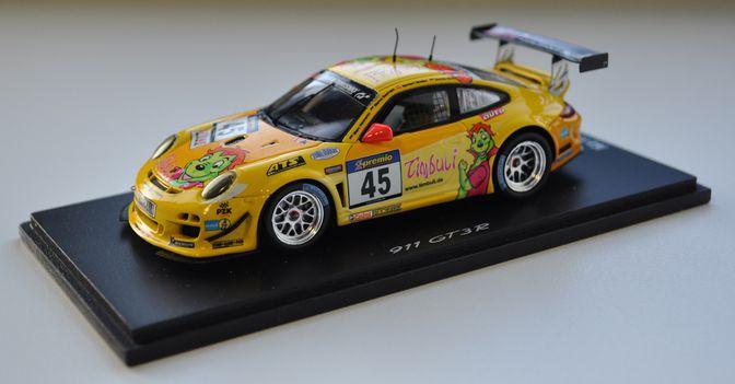 Porsche Timbuli Racing