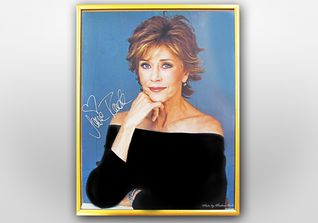 Portrait Jane Fonda