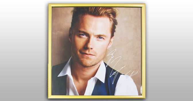 Portrait Ronan Keating