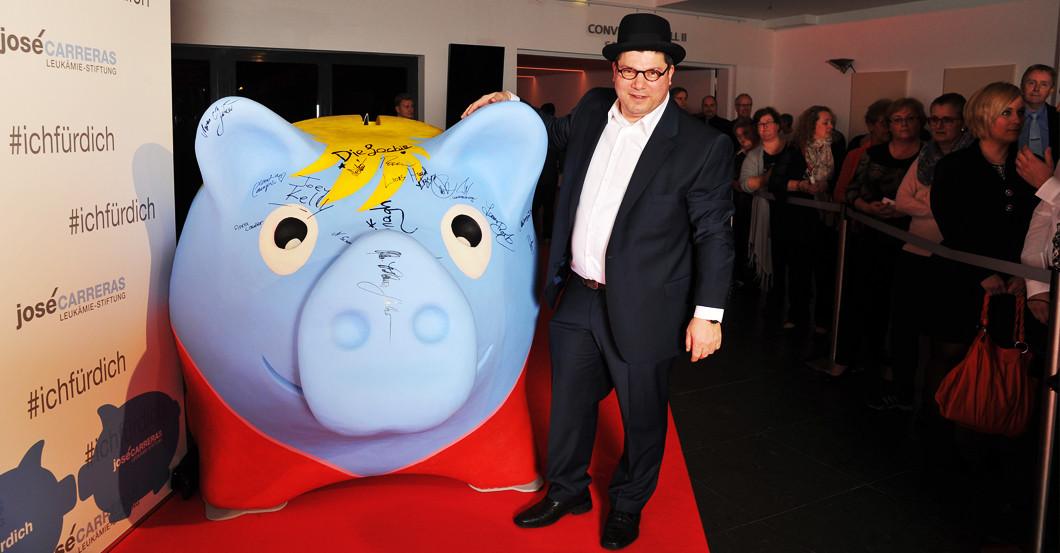 Promi Schwein