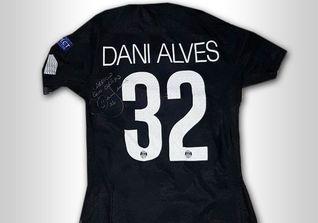 PSG Trikot Dani Alves
