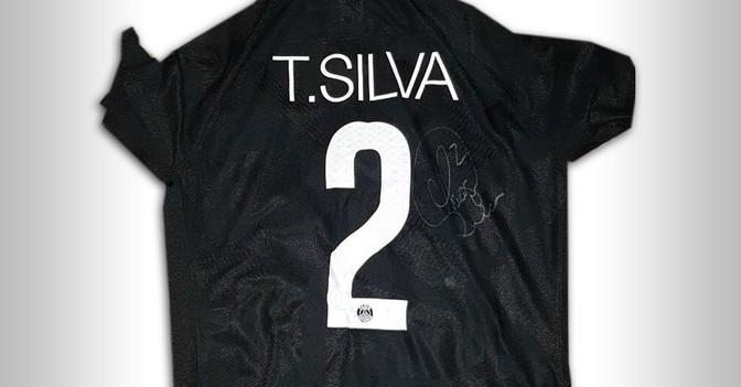 PSG Trikot Thiago Silva
