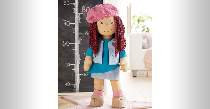 Puppe Charlotte