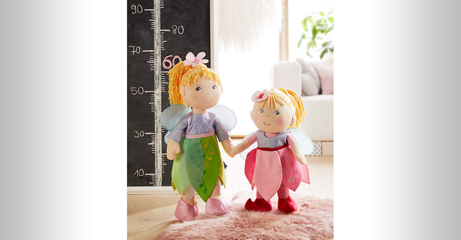 Puppe Fee Linn & Fee Ava