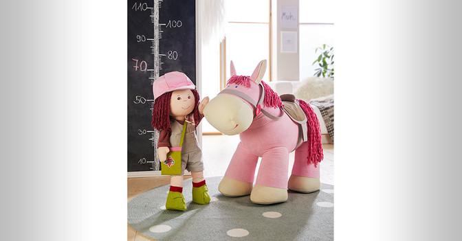 Puppen Paulina und Elise