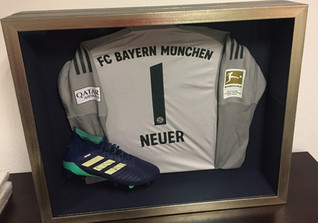 Rahmen Manuel Neuer