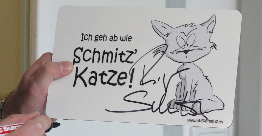 Ralf Schmitz Brettchen 2
