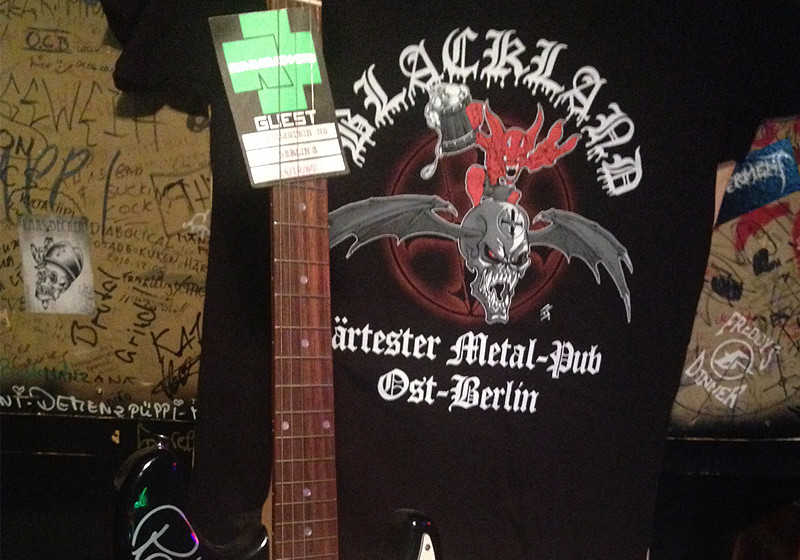Rammstein-Gitarre