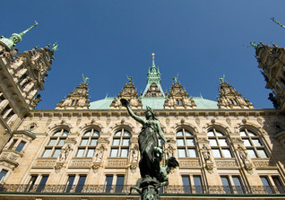 Rathaus Führung Hamburg