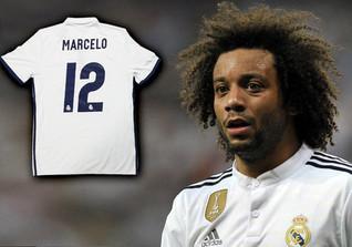 Real Trikot Marcelo