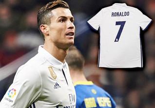 Real Trikot Ronaldo