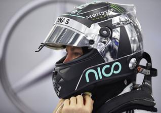 Rennhelm Nico Rosberg