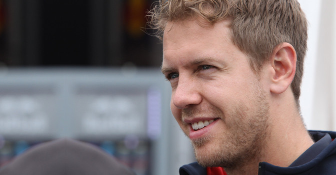 Rennstrecken Vettel