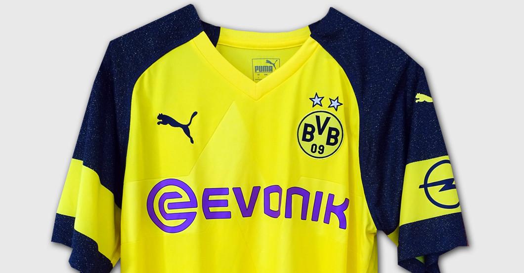 size 40 2942e b5d73 BVB Captain Marco Reus is Auctioning Off his Signed Shirt