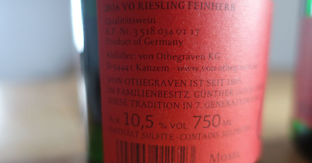 Riesling Jauch