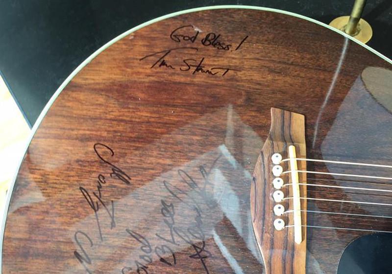 Rihannas Gitarre