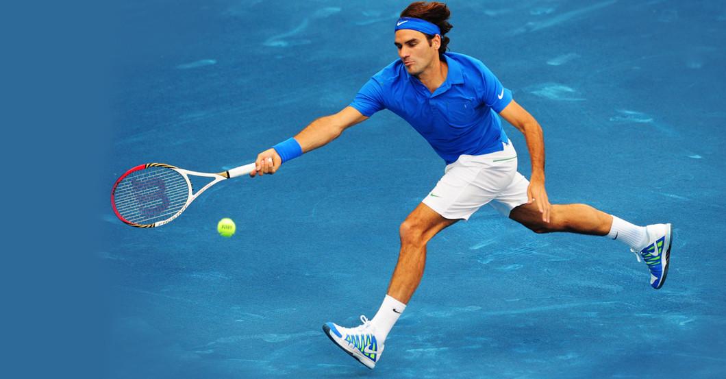 830957600 Roger Federer's Original Winner Shirt from ATP Tournament