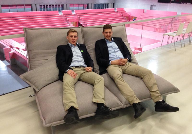 F R Gem Tliche Stunden Rolf Benz Sofa Vom Tv Rottenburg